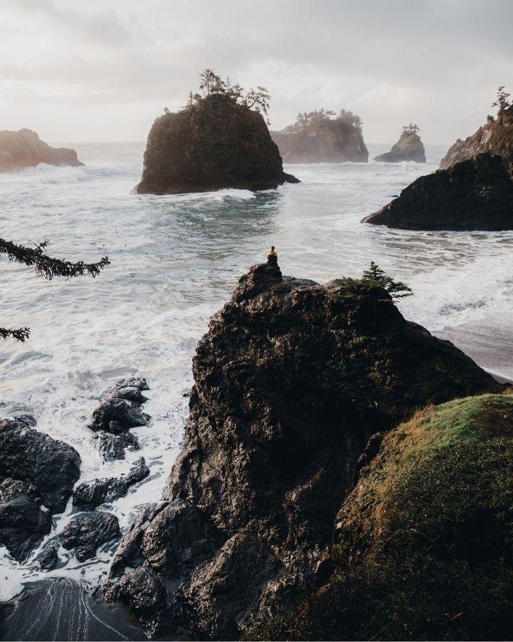 Oregon Coast Sunset - shatsky | ello