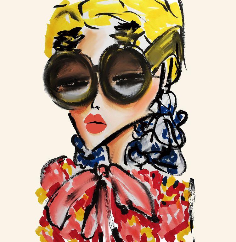 Parisian Chic - liannemiddeldorp | ello
