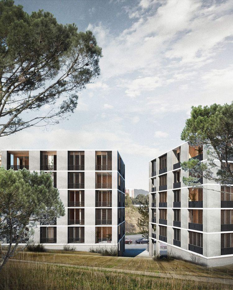 Proposta al concurs carrer Esco - ravetllatarquitectura | ello