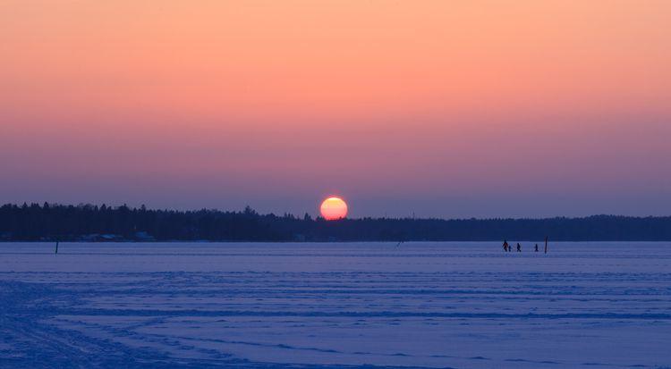 rays Sun - photography, finland - anttitassberg | ello