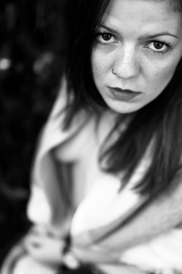 Débora - blancoynegro, blackandwhite - andrewgallegophotography | ello