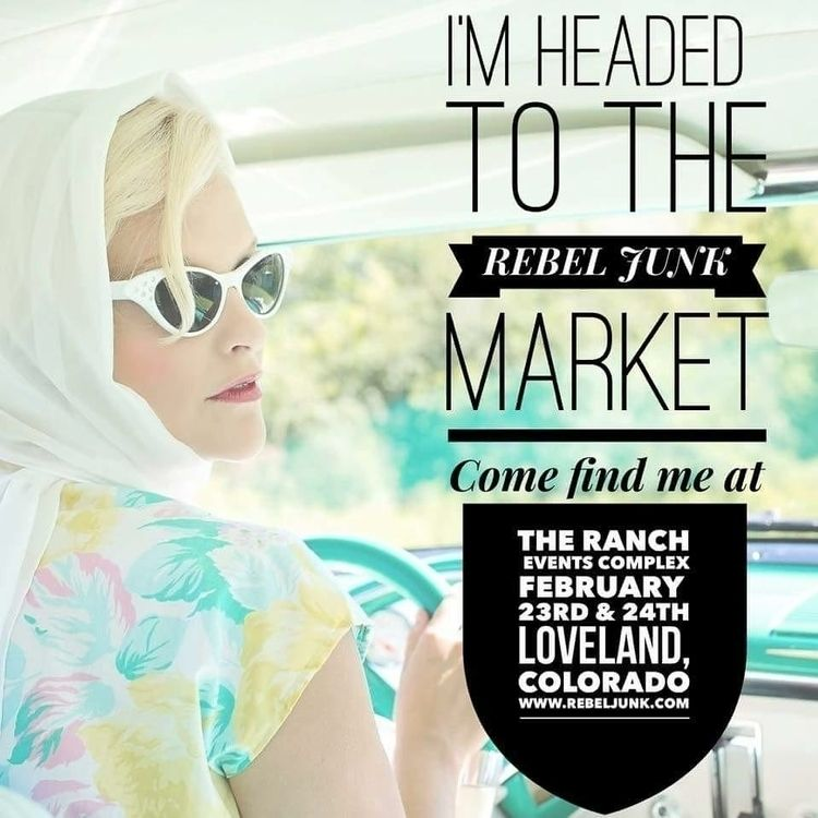 Rebel Junk Market weekend Lovel - midnightjo | ello