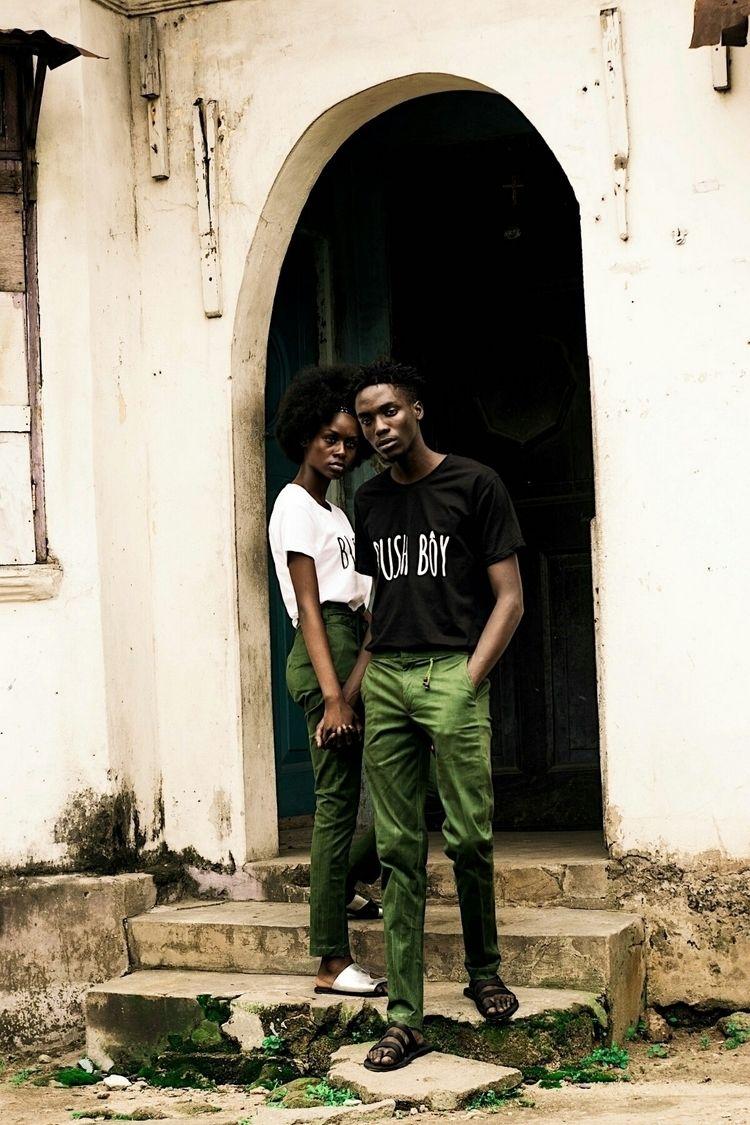 BUSH BOY GAL - liam_nigeria | ello