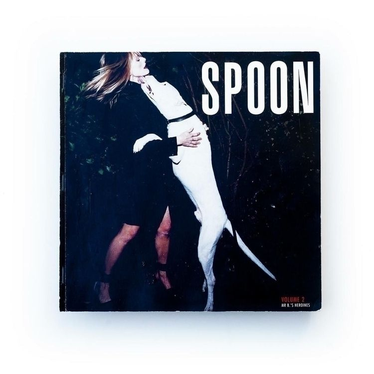 ! ...SPOON Vol 2 Heroines', 199 - karinechaneyin | ello