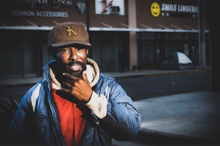 story telling streets LA - portrait - seemythirdeye   ello