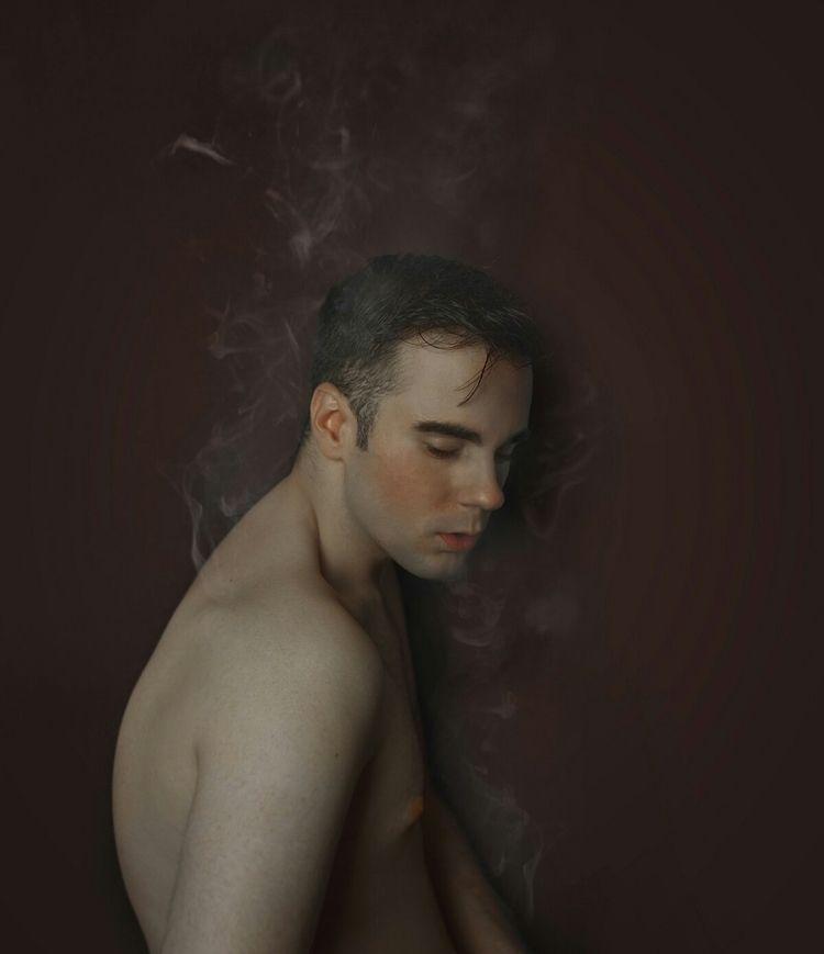EXHALE - selfportrait, sergioheads - sergioheads | ello
