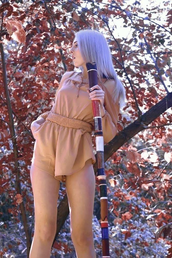 Wild - wild#nature#goddess#tones#dfw#dfwmodels#model#dallas#tx#aztec#shoot#shotz#mood#moodyfilm#earth#sexy - reilly_coyote   ello