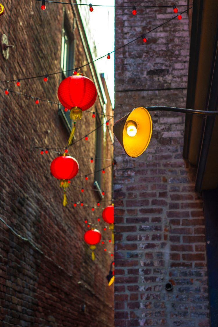 Town BC Year - alley, China, Victoria - usnrmustang | ello