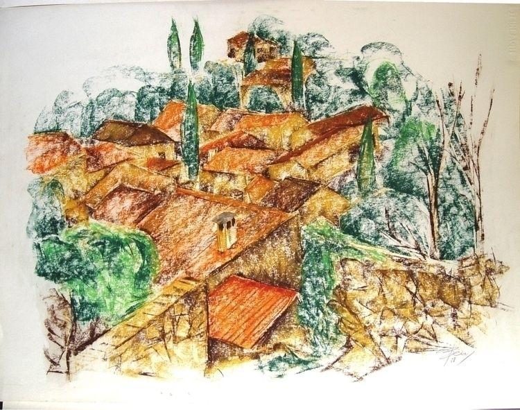 Provence 1998 Ben (Bernard Mart - ben-peeters | ello