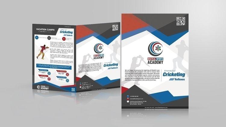 Sports Academy Brochure - brand - maveez | ello