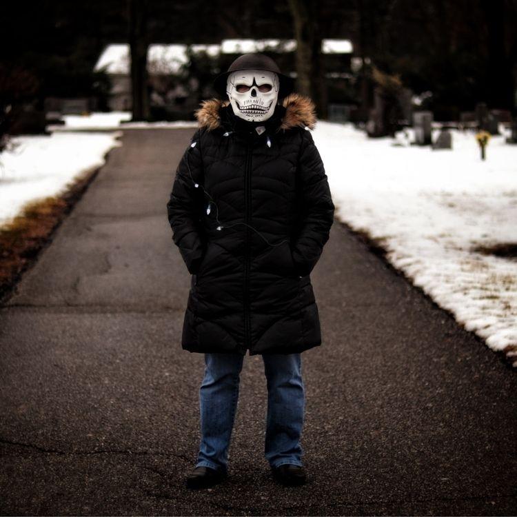 Skull [ :link:flickr ]•[ :link - interrailing | ello