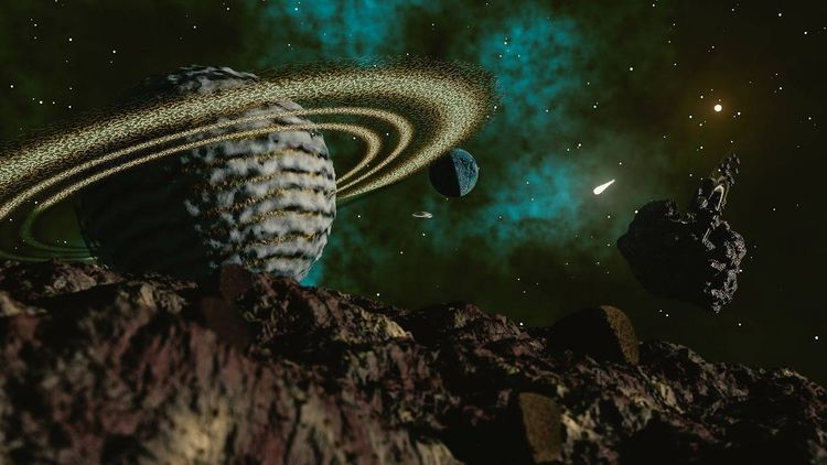 ¿La vida llegó la Tierra transp - codigooculto | ello