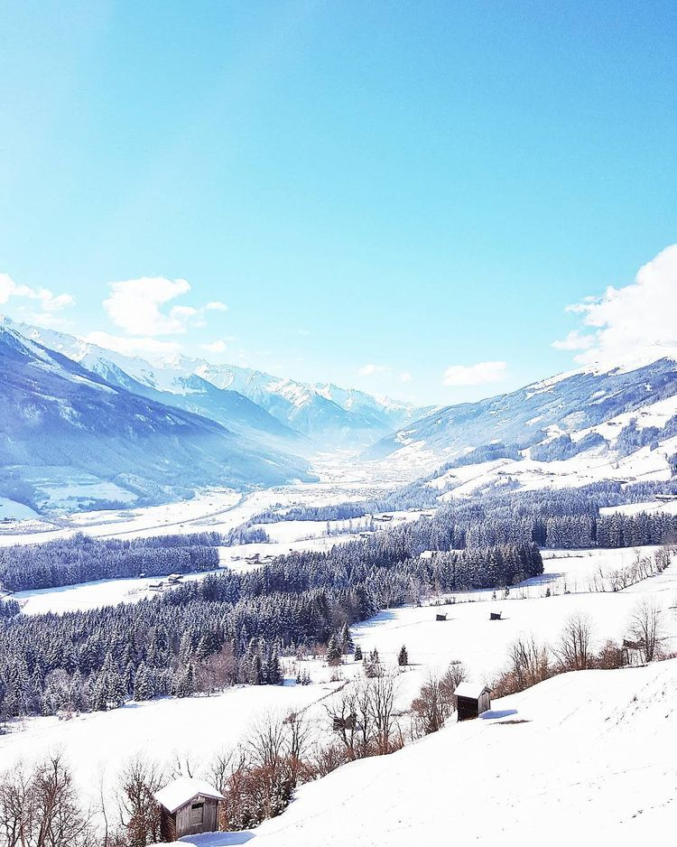 winter, Austria., salzkammergut - teufelchristoph | ello