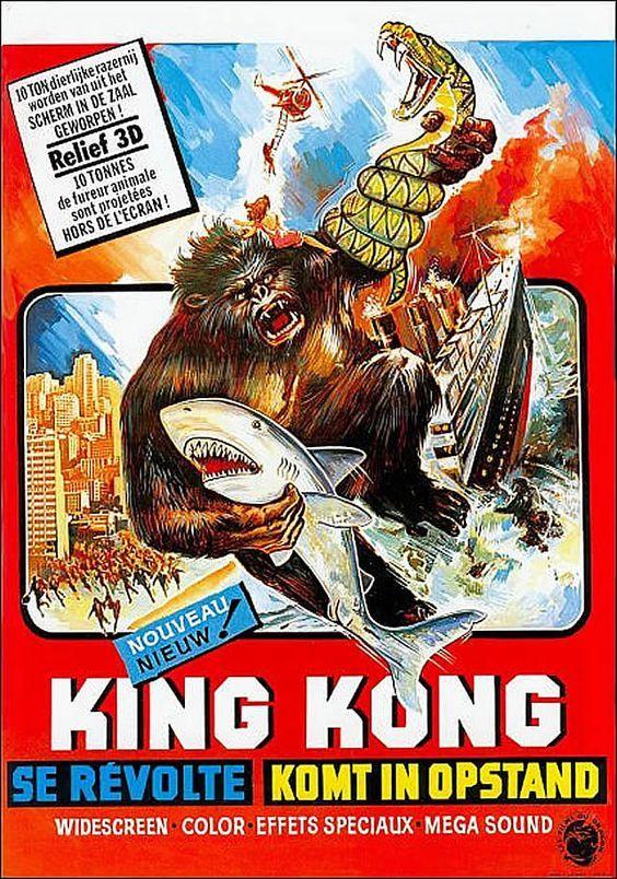 Time Ape Day! Fun fact: Kong ce - rleebyers | ello