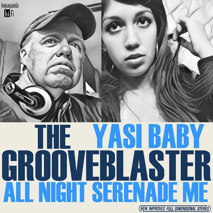 Sultry! Grooveblaster Yasi Baby - thegrooveblaster | ello