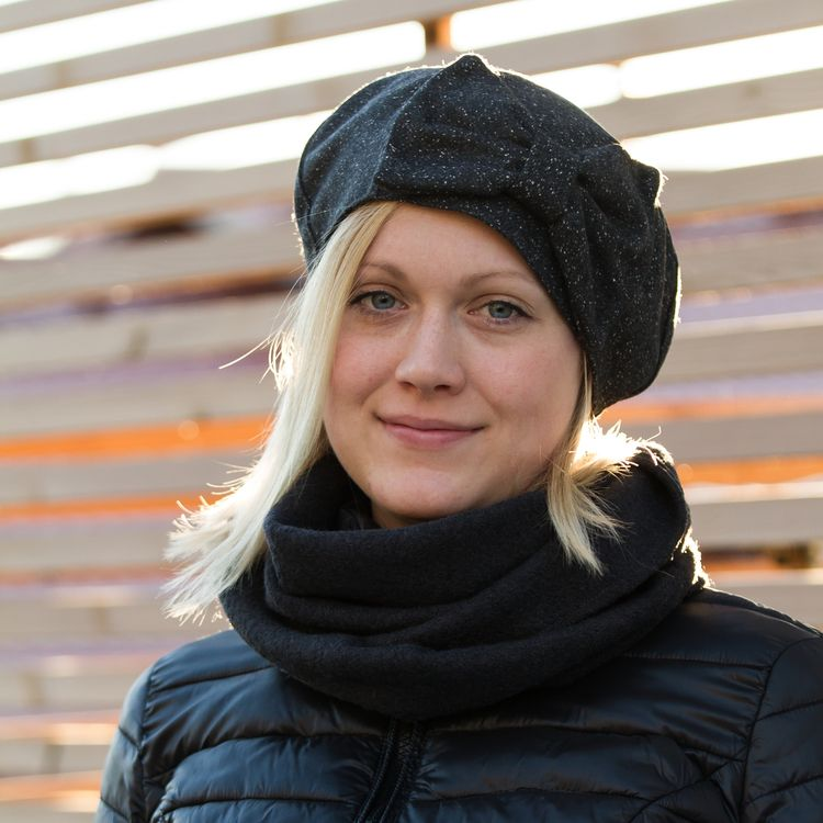 Rusetti-model, handmade Finland - personaldesignhat | ello