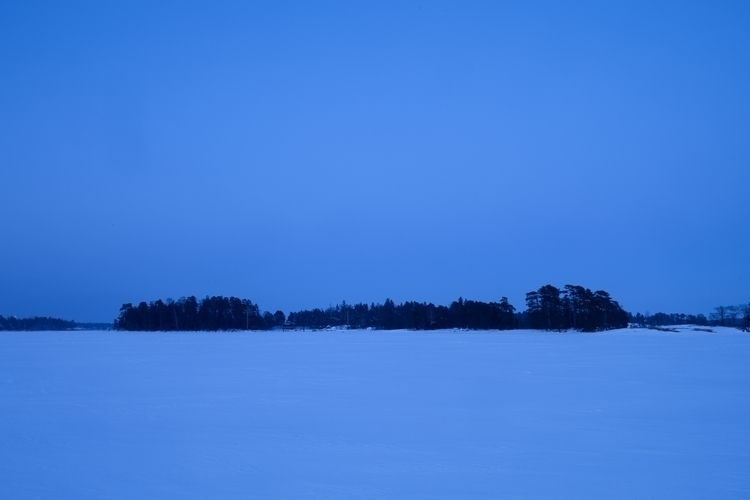 Blue hour - photography, finland - anttitassberg | ello