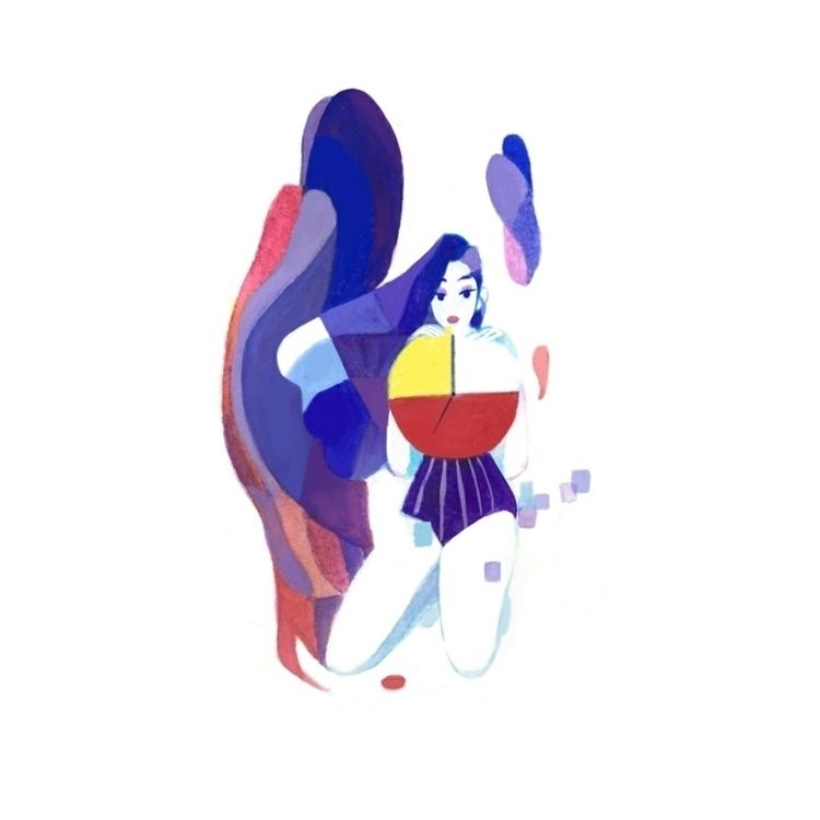 TicTock Running faster clock - illustration - joysuke | ello