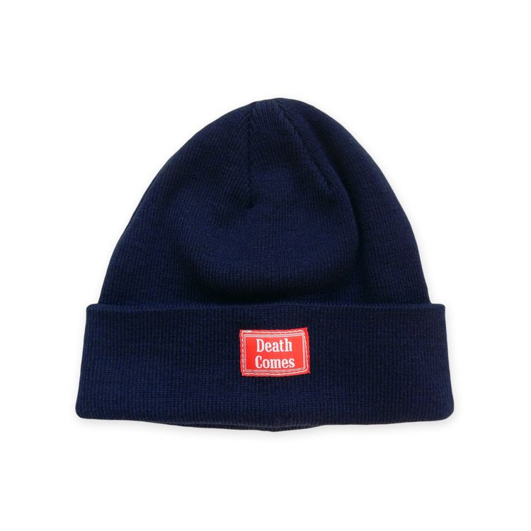 STOP Death watch cap beanie sto - hungryghostpress | ello