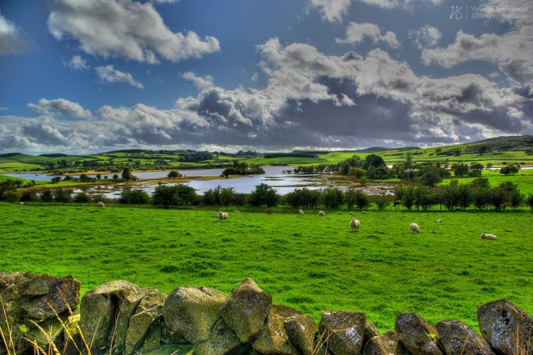 Scottish countryscape - photography - azonic   ello