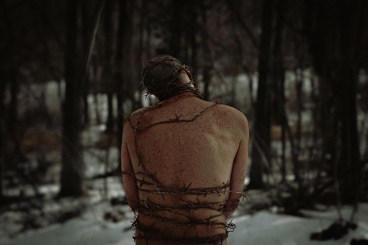 """Nocturnal Animal"" — Photograph - darkbeautymag | ello"