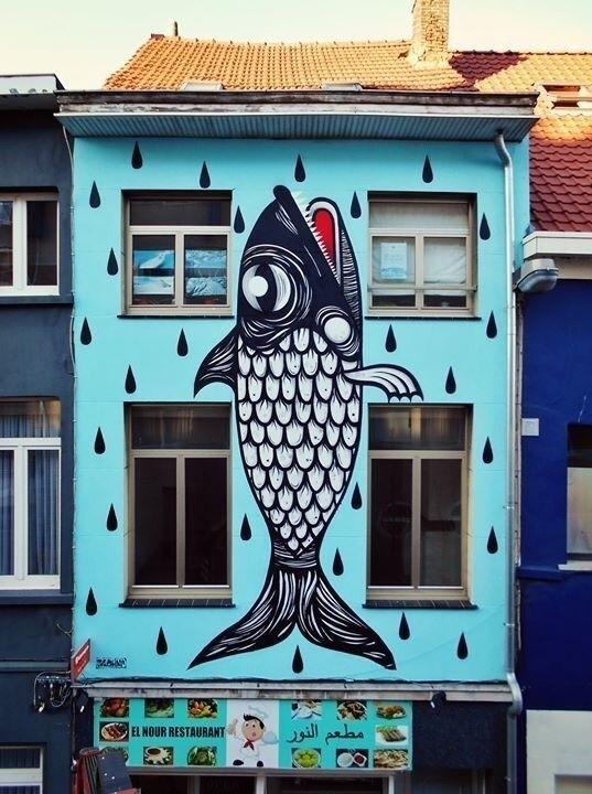 Artist: Joachim - streetartunitedstates   ello