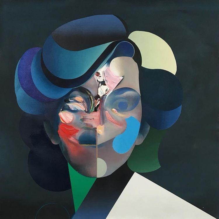 Paintings Ryan Hewett - art, painting - inag | ello