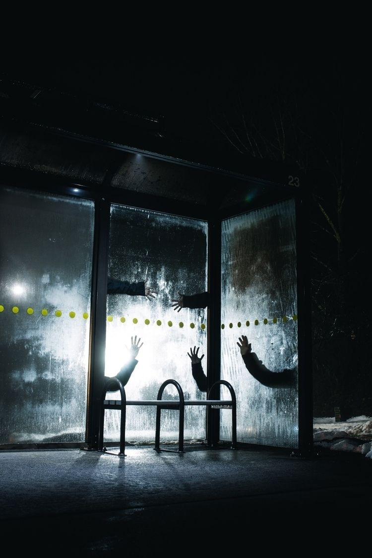 Haunted Bus Stop favorite 2016  - ascherby | ello