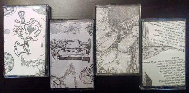 HDD Mix - cassette, cassettes, tapes - nathangobrien | ello
