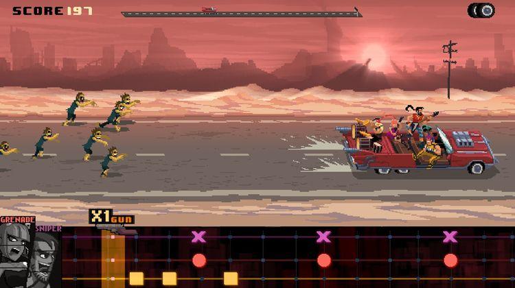 Double Kick Heroes - Early Acce - comicbuzz   ello