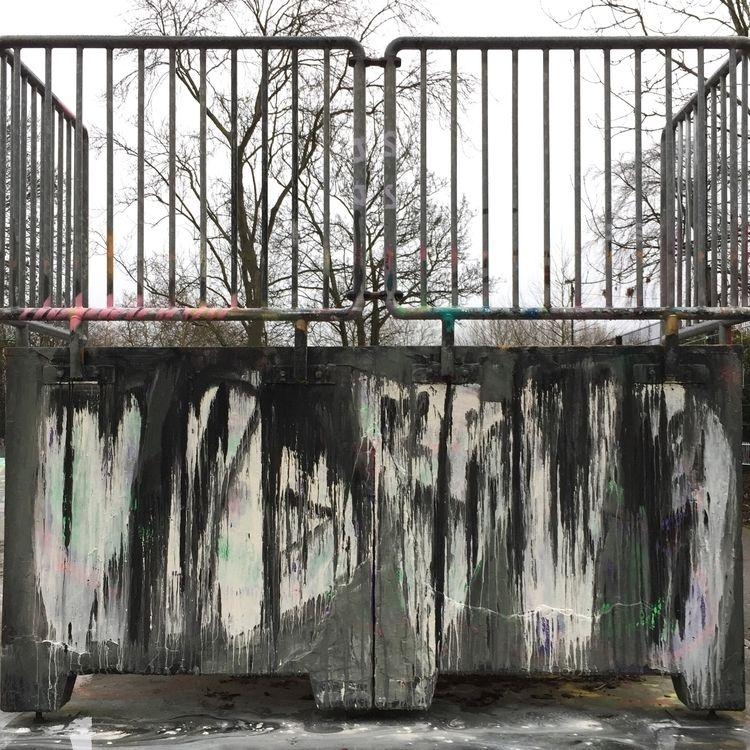emulsional - graffiti, londongraffiti - ludvigism | ello