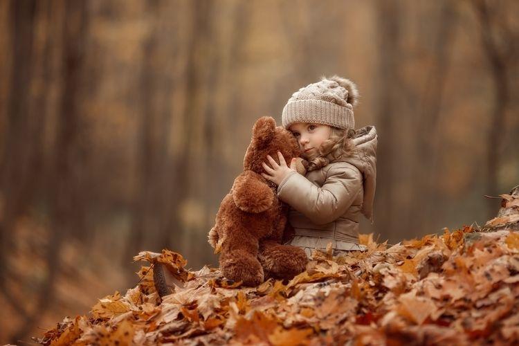 Teddy bear - love. - ttetereva | ello