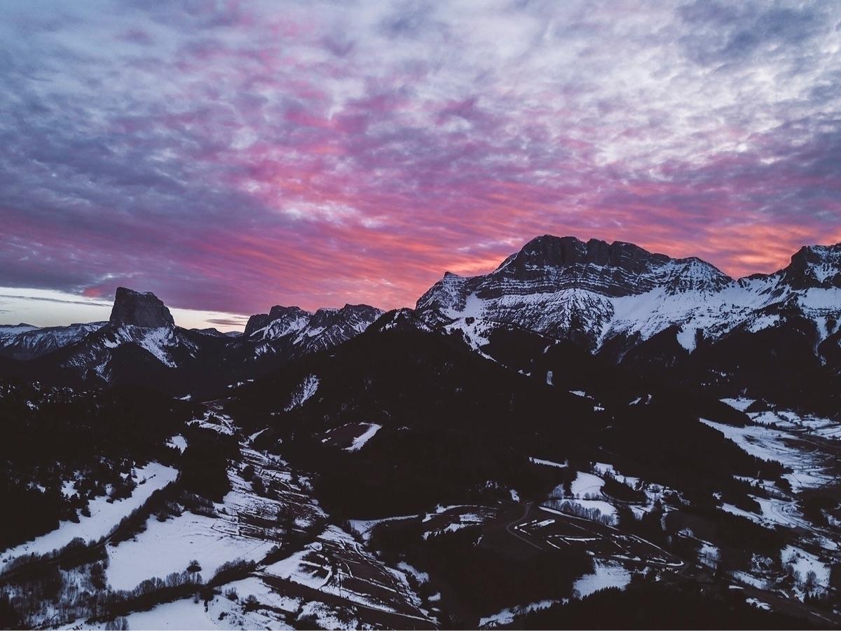 « cold sunset » Le serpaton, Fr - bevilacquavisuals | ello