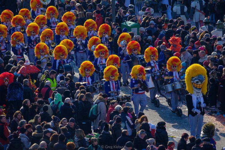 Basler Fasnacht (Carnival Basel - gklebus | ello