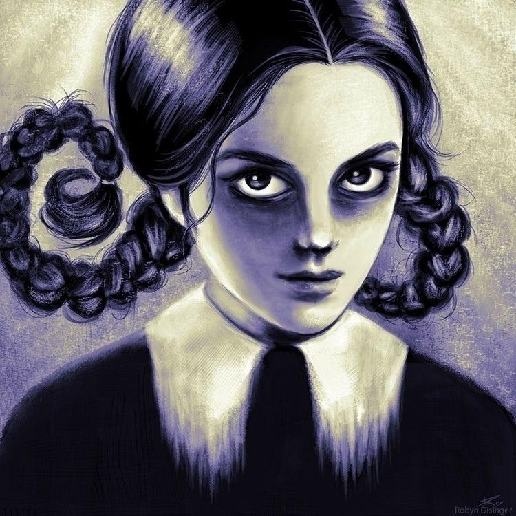 Wednesday Addams 🖤:hocho:🖤 - wednesday - jollymacabre | ello