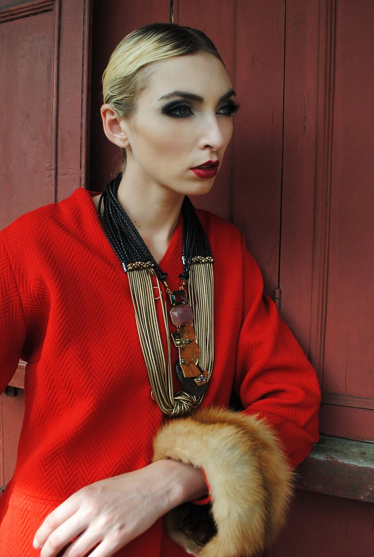 Fashion Editorial based pantone - natalianoola | ello