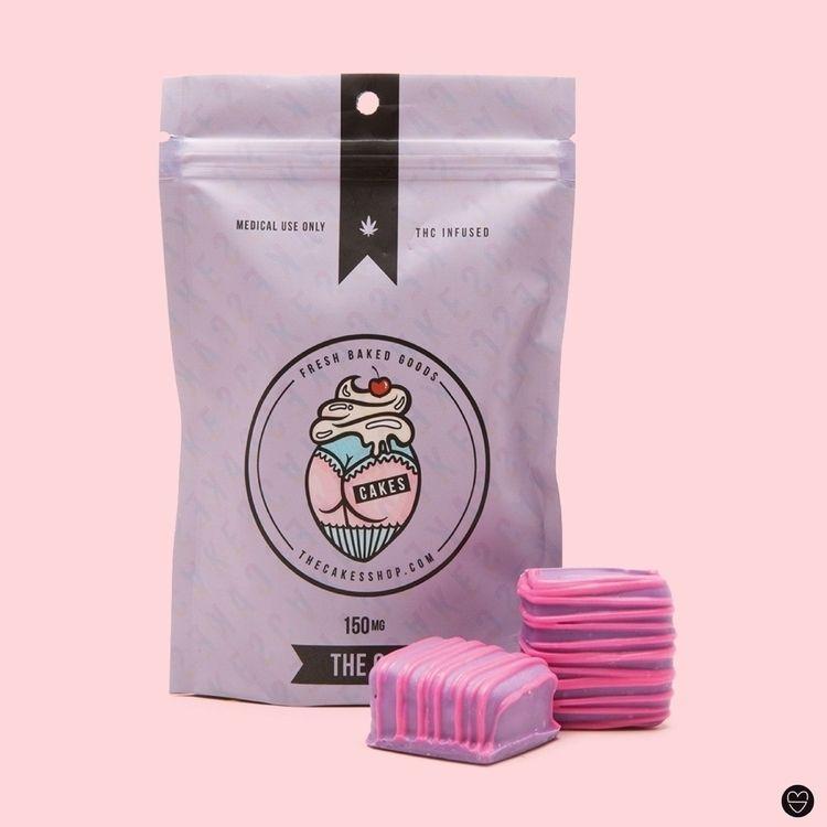CAKES Branding Packaging Design - stephaniemadeit | ello