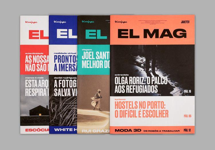 El Mag bimonthly magazine resul - nonverbalclub | ello