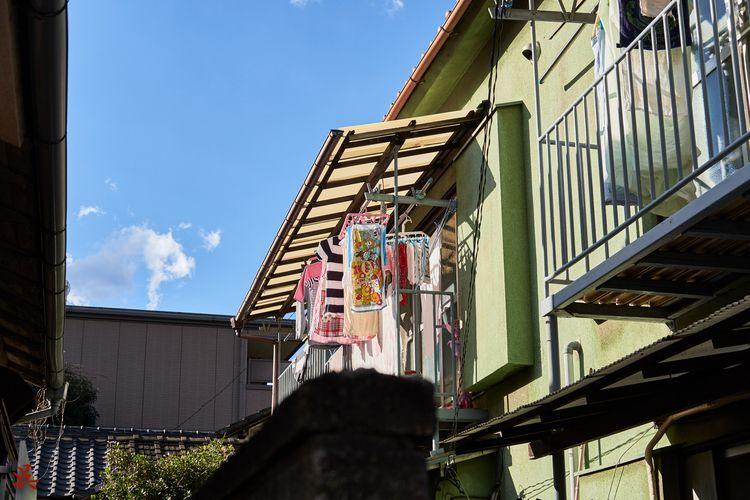 Tokyo, Japan, Building, Laundry - gullevek | ello