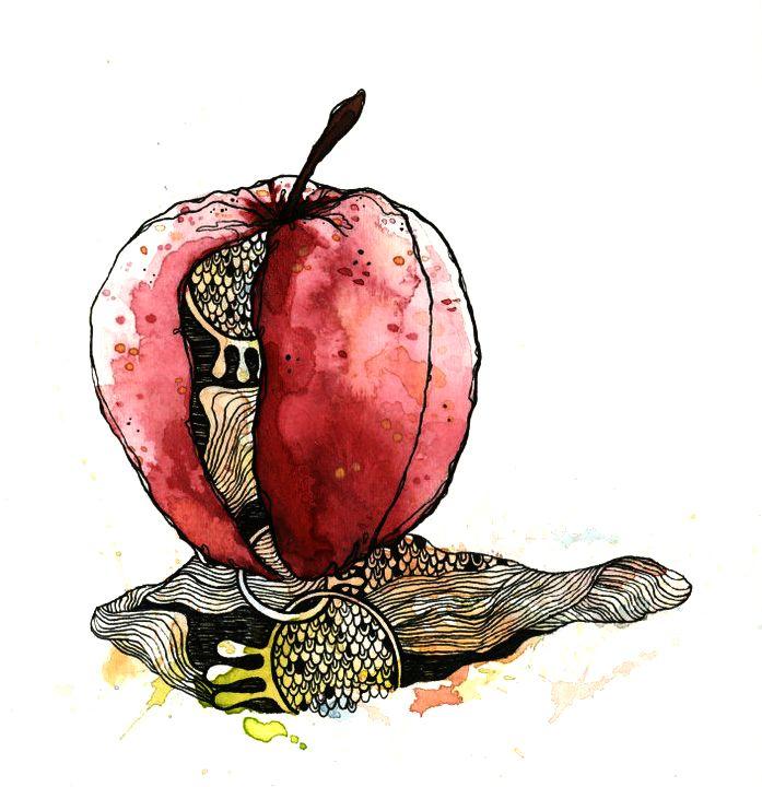 Apple - narakuandthespiritofthewind | ello