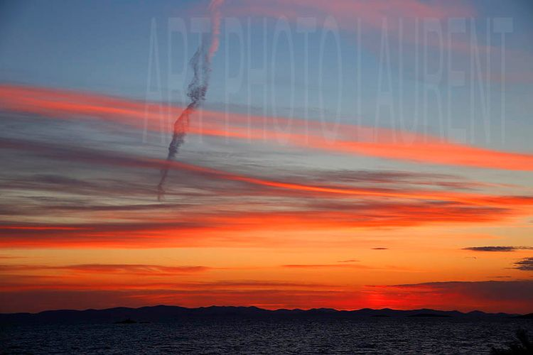 sunset, sun, croatia - artphotolaurent | ello
