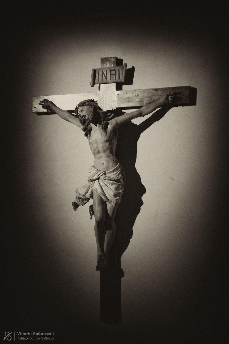 Crucifix - photography, crucifix - azonic | ello
