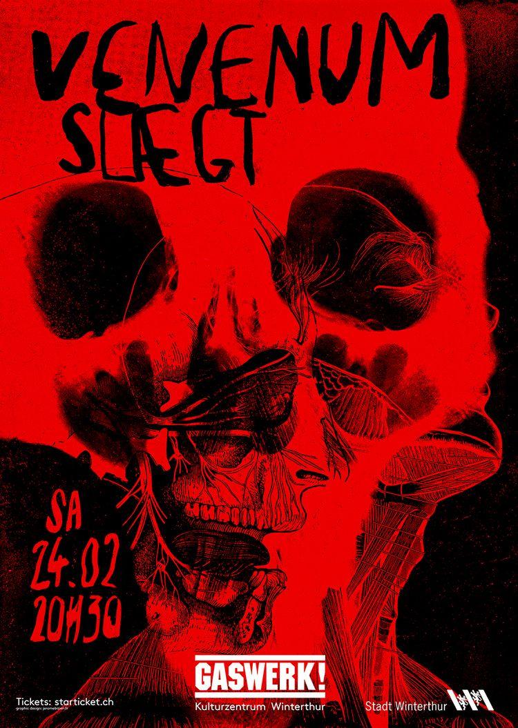 Poster Venenum Slægt, playing l - jeromebizien | ello