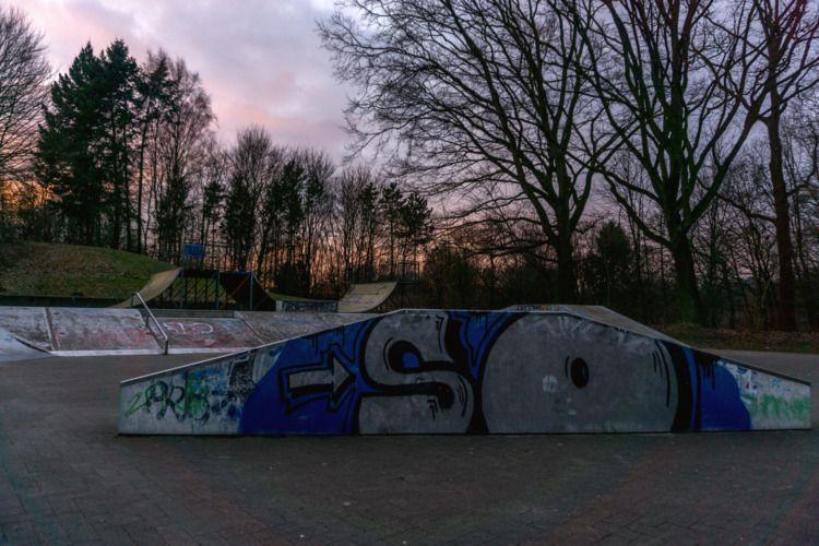 Skateboarding - Hamburg work se - lexbarkerandthebeatcave | ello