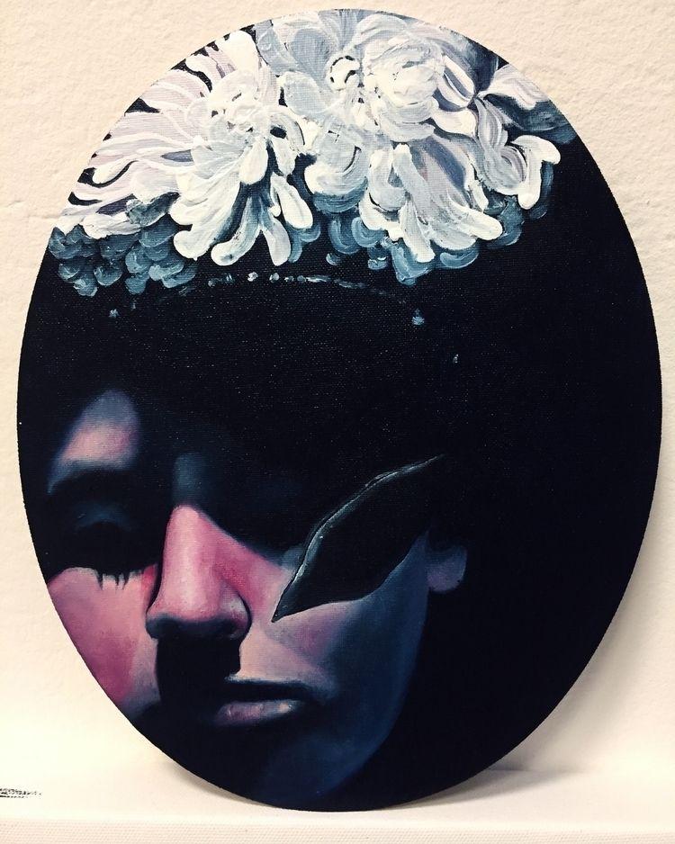 work // Diego /// oil canvas 20 - fede_poletti | ello