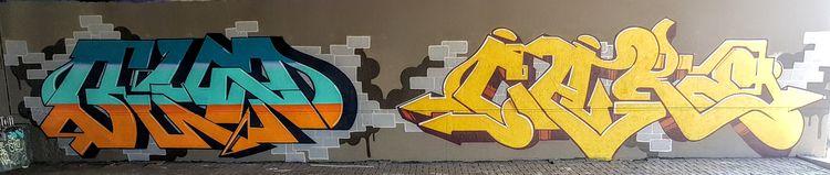 CARE, BYZ, DWD, CFH, BYB, GRAFFITIDORDRECHT - graffitidordrecht | ello