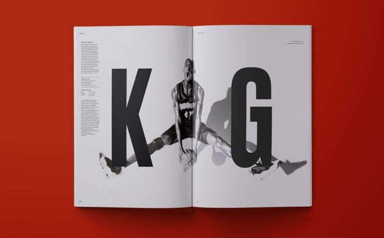 Triple Double Magazine Issue 01 - luiscoderque | ello
