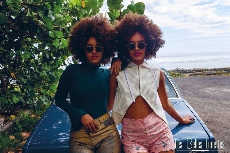Les Belles Lunettes | campaign - karinechaneyin | ello