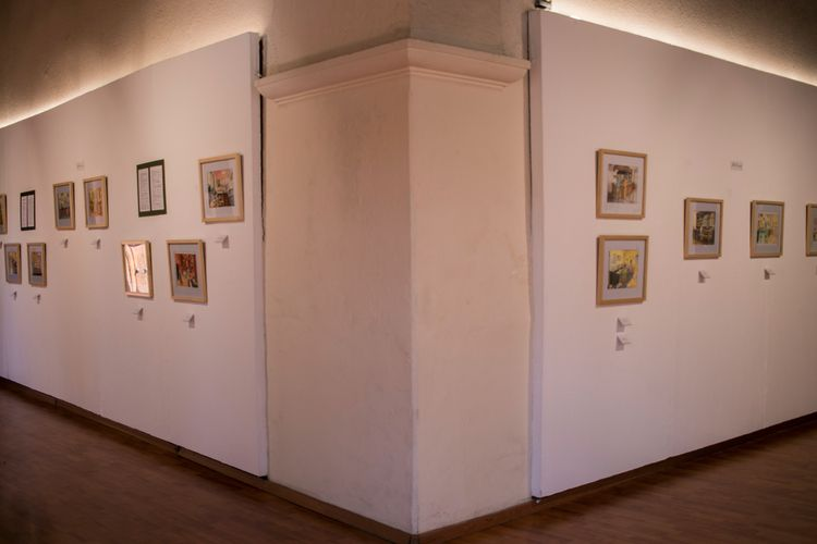 art exhibition city representat - aleu4   ello