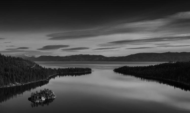 Lake Tahoe Emerald Bay - Landscape - aaronvizzini | ello